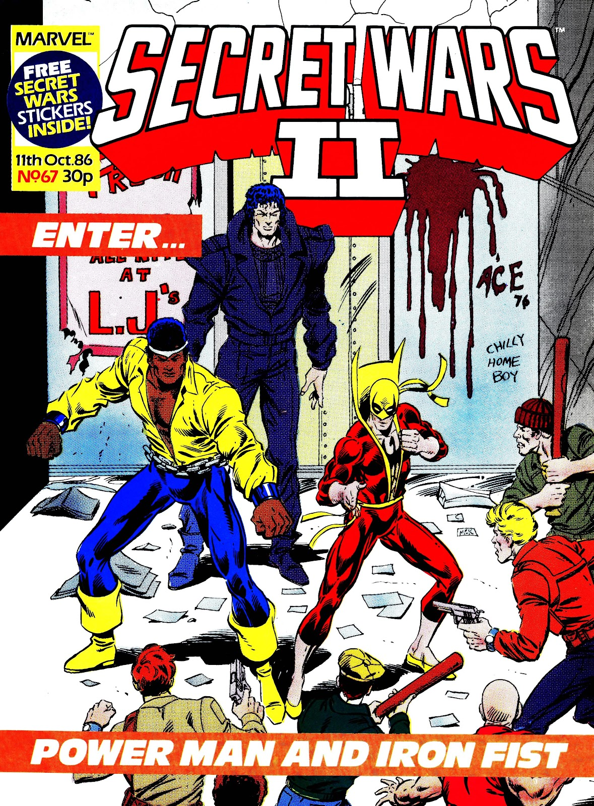 Secret Wars (1985) issue 67 - Page 1
