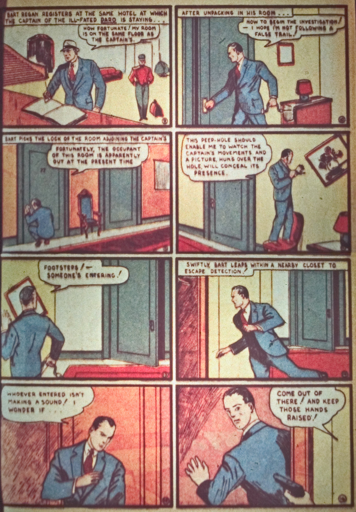 Detective Comics (1937) 28 Page 22