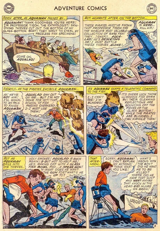 Read online Adventure Comics (1938) comic -  Issue #270 - 30