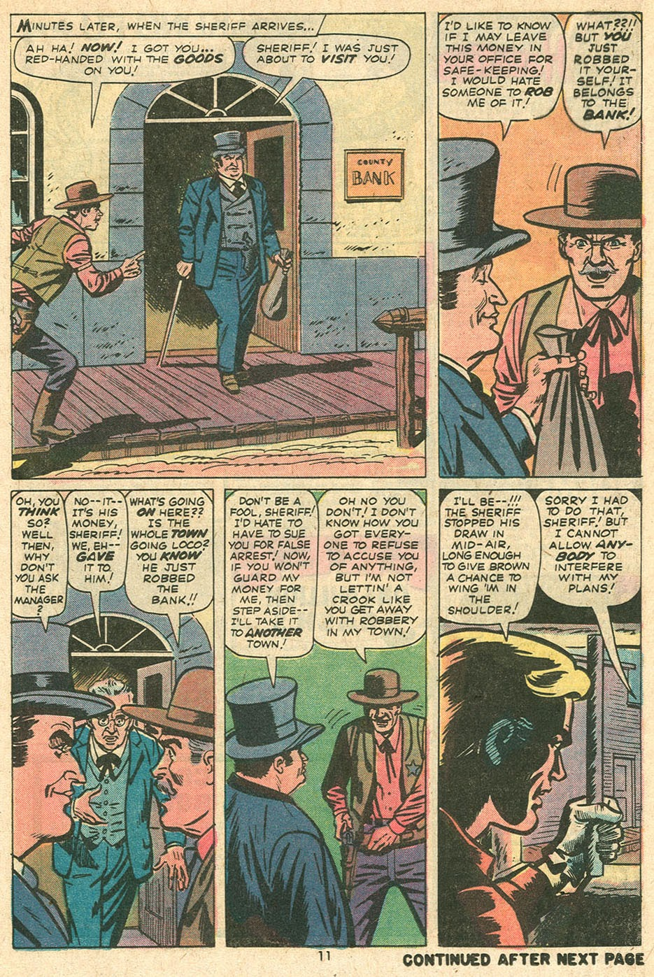 Kid Colt Outlaw issue 186 - Page 14