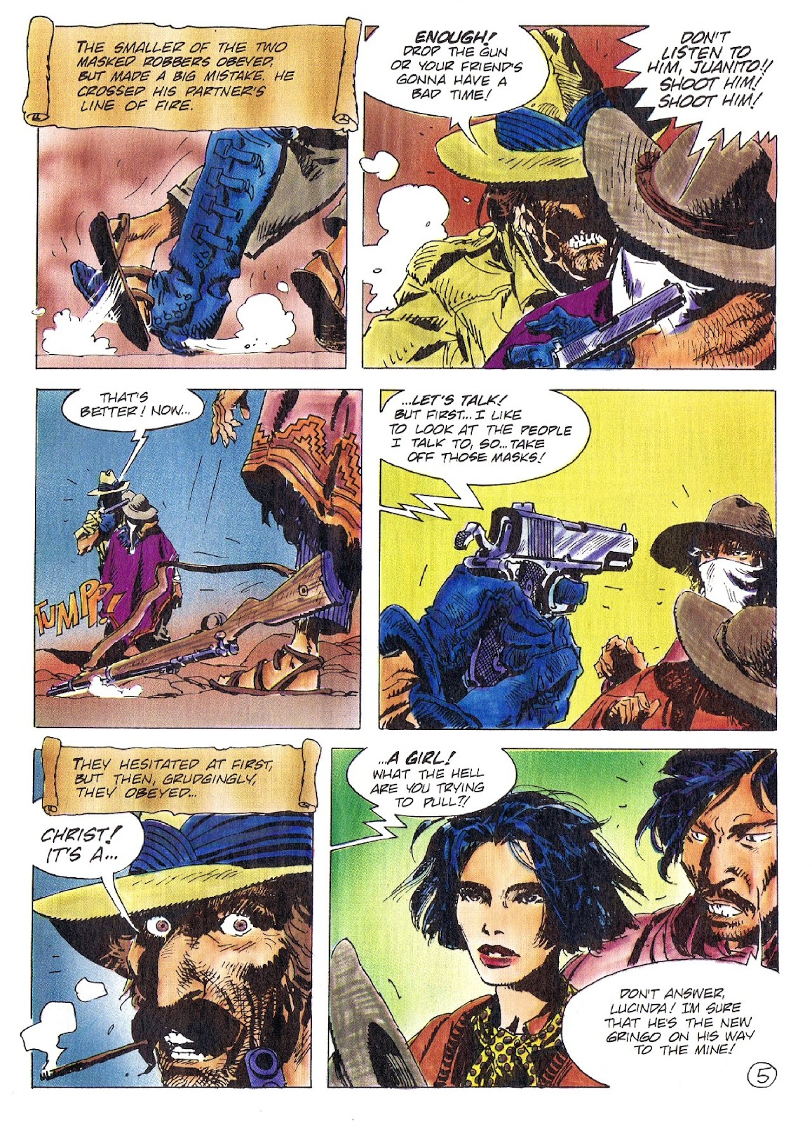 Read online Merchants of Death comic -  Issue #4 - 23