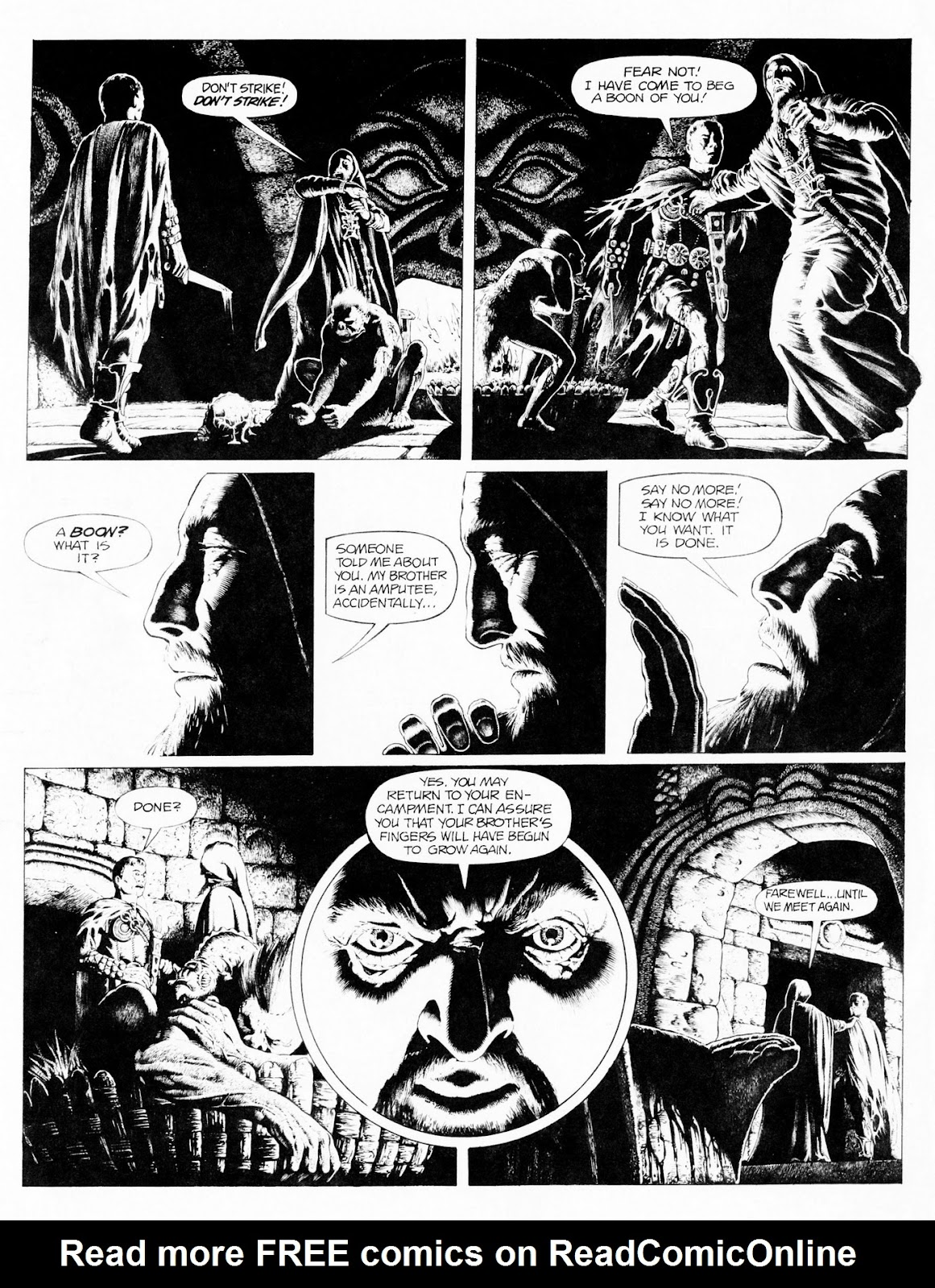 Conquering Armies issue TPB - Page 26