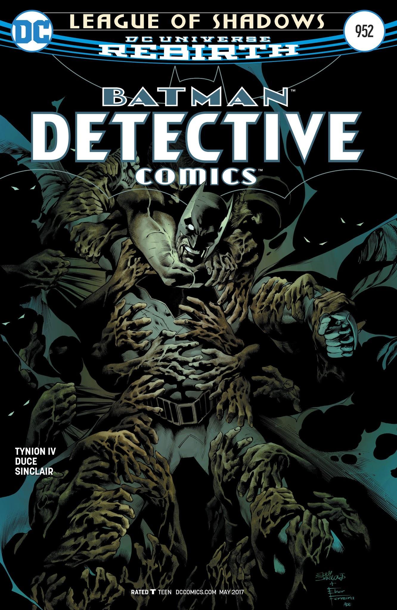 Detective Comics (1937) 952 Page 1