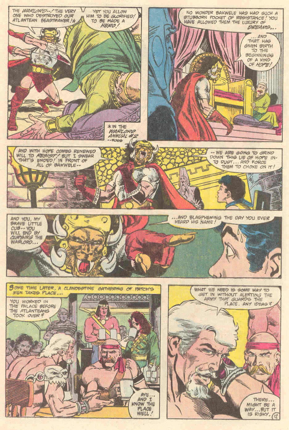 Warlord (1976) issue 89 - Page 12