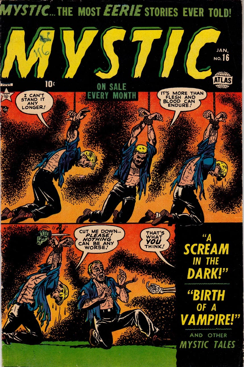 Mystic (1951) 16 Page 1