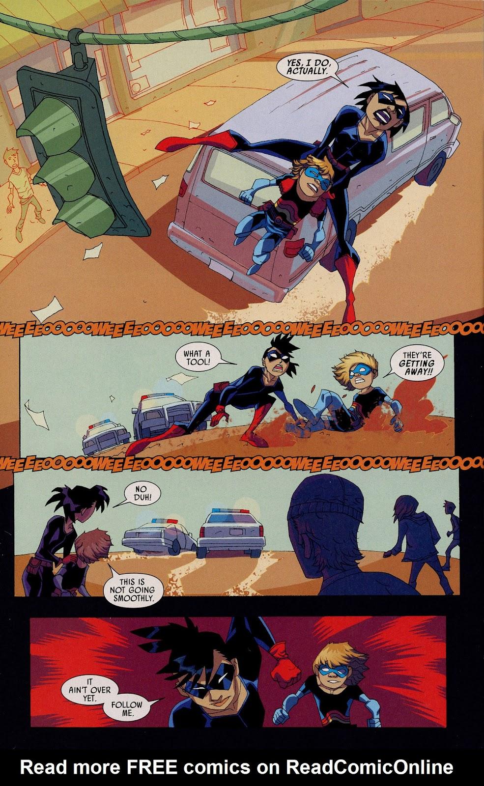 Read online Takio (2012) comic -  Issue #1 - 8