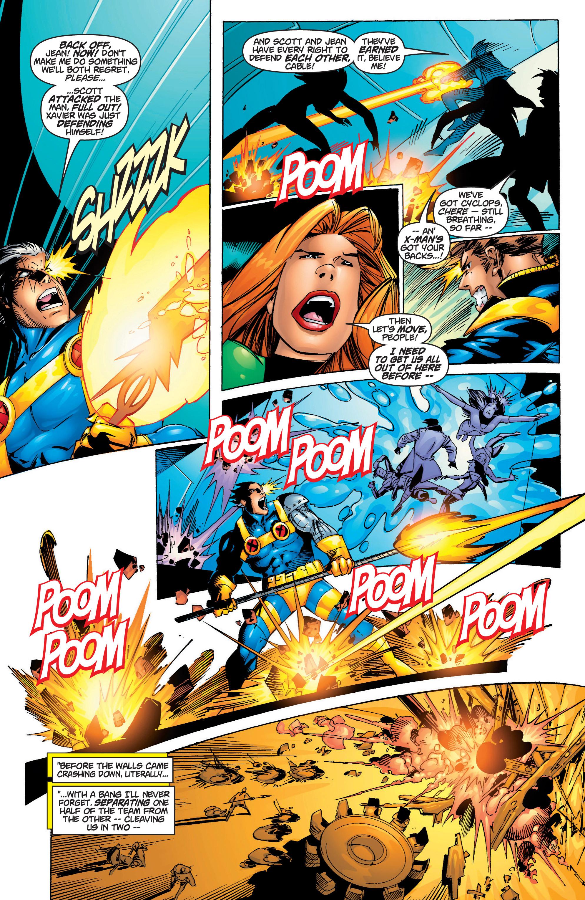 Read online Uncanny X-Men (1963) comic -  Issue #375 - 14