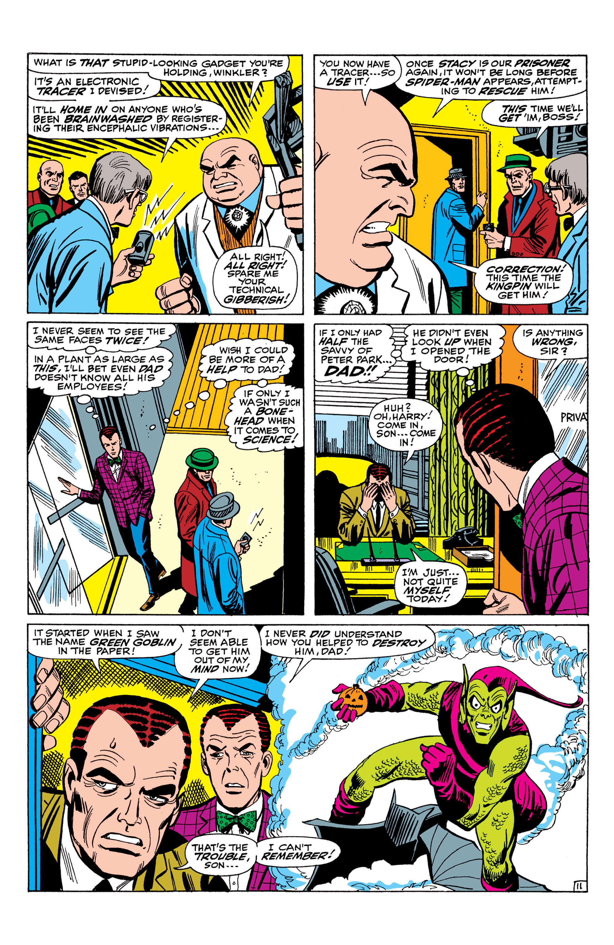The Amazing Spider-Man (1963) 61 Page 11