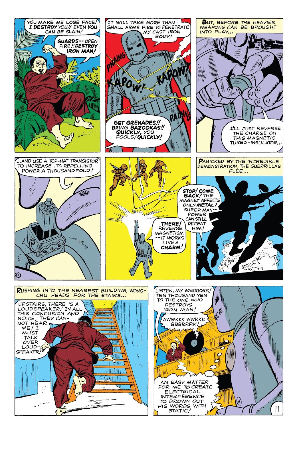 Read online Marvel Tales: Iron Man comic -  Issue # Full - 16