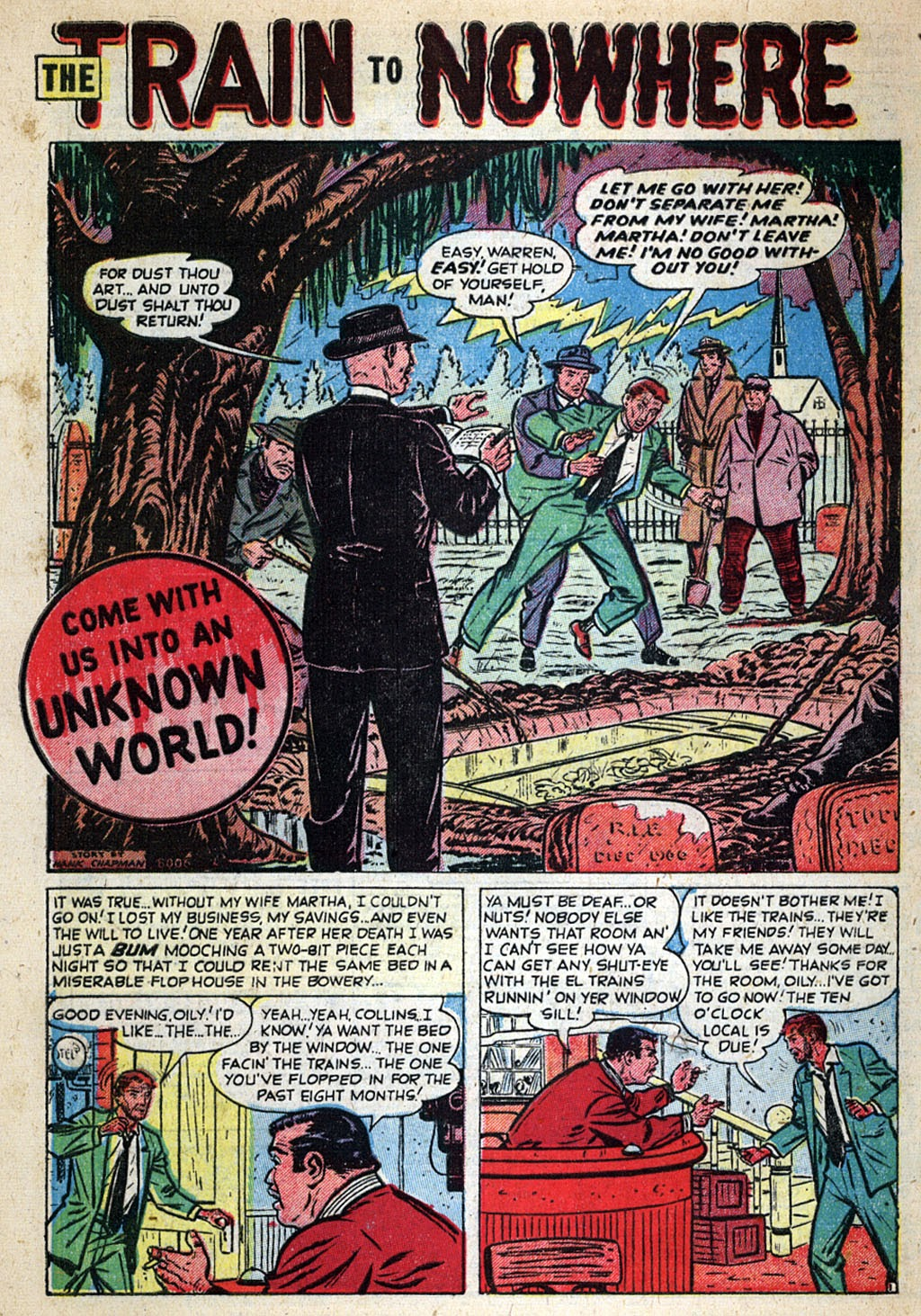 Journey Into Unknown Worlds (1950) issue 4 - Page 28