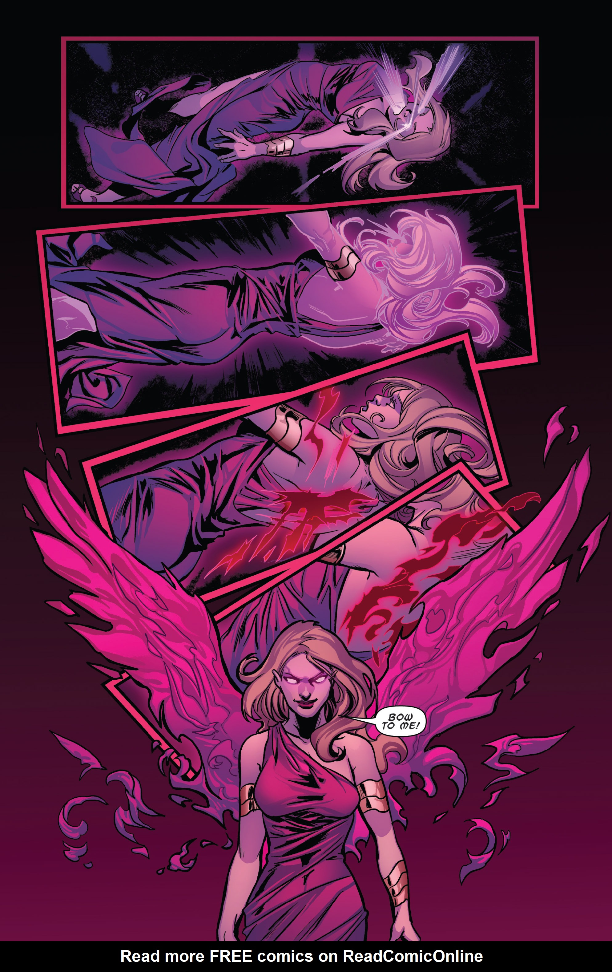 Read online Grimm Fairy Tales presents Goddess Inc. comic -  Issue #5 - 15