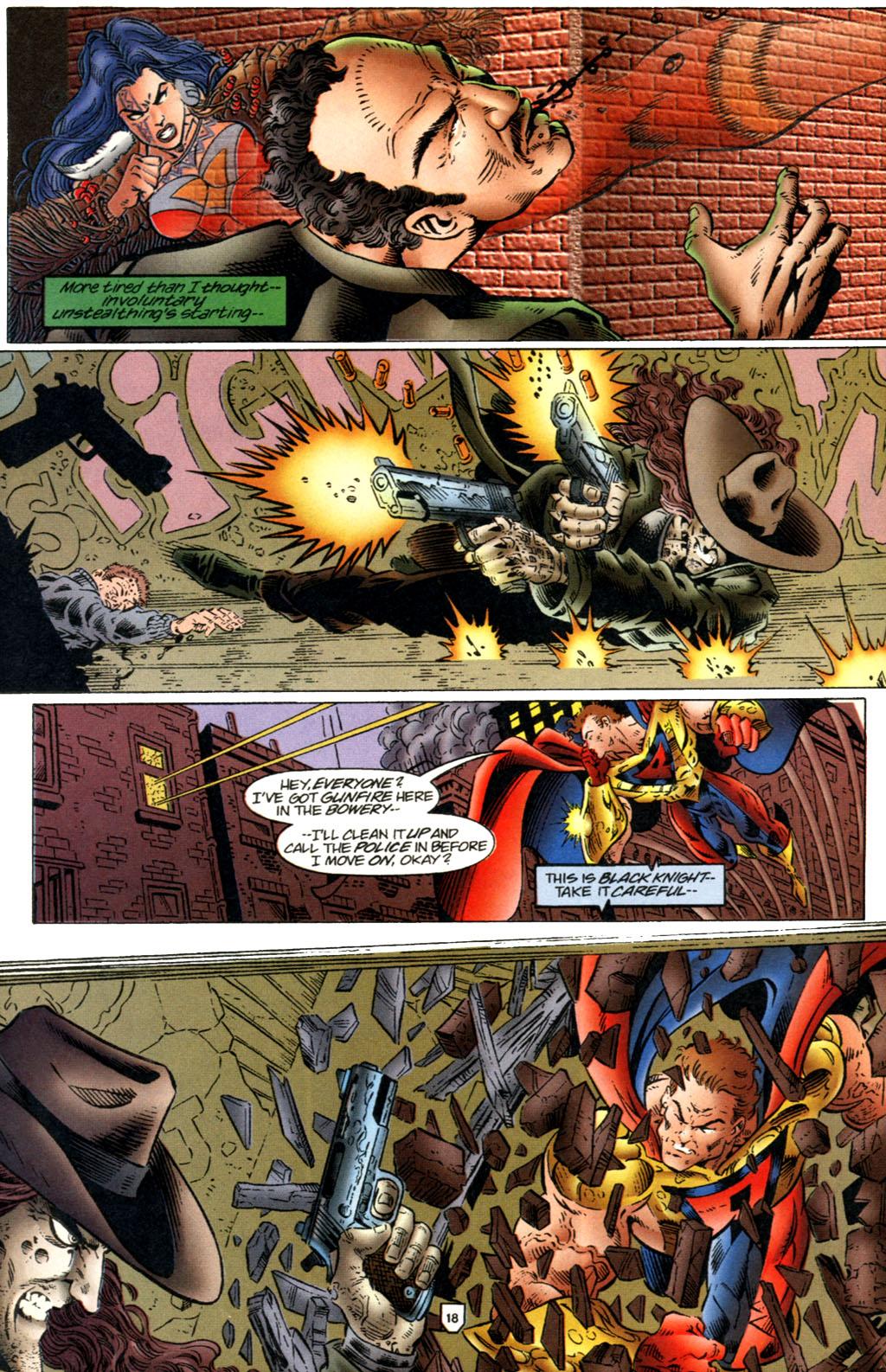 Read online UltraForce (1995) comic -  Issue #2 - 19