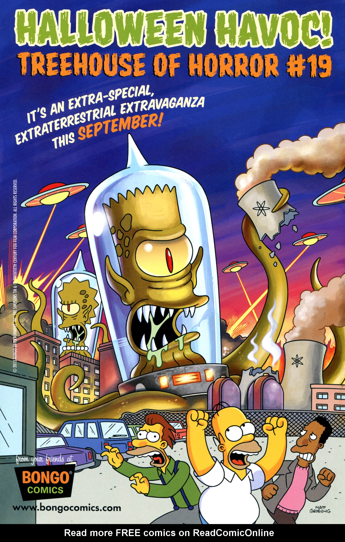 Read online Simpsons Comics comic -  Issue #204 - 32