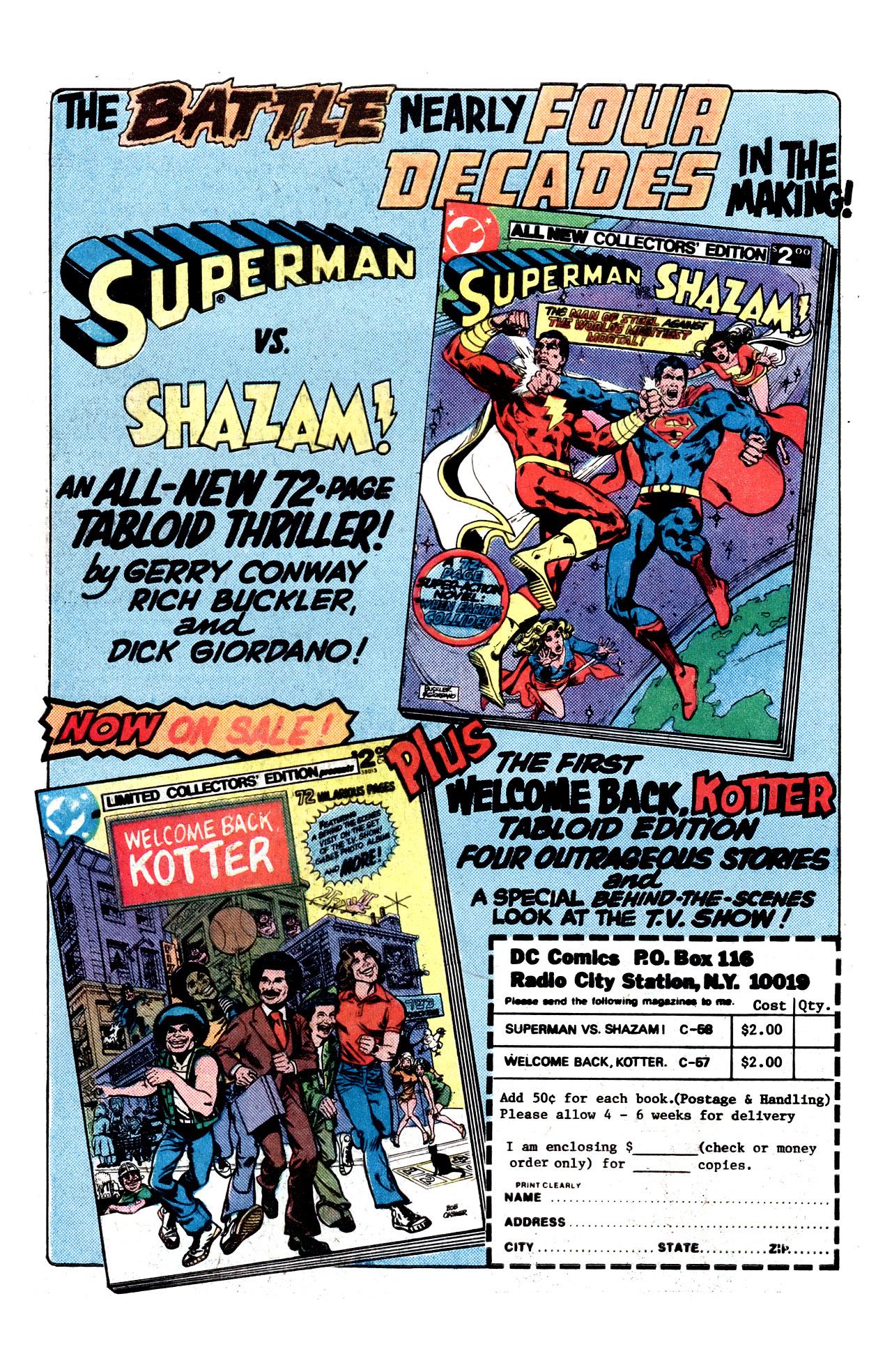 Read online Secret Society of Super-Villains comic -  Issue #15 - 30
