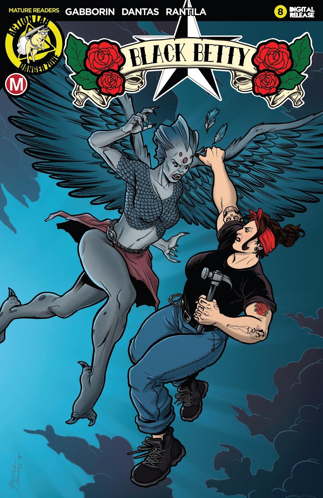 Read online Black Betty comic -  Issue #8 - 1