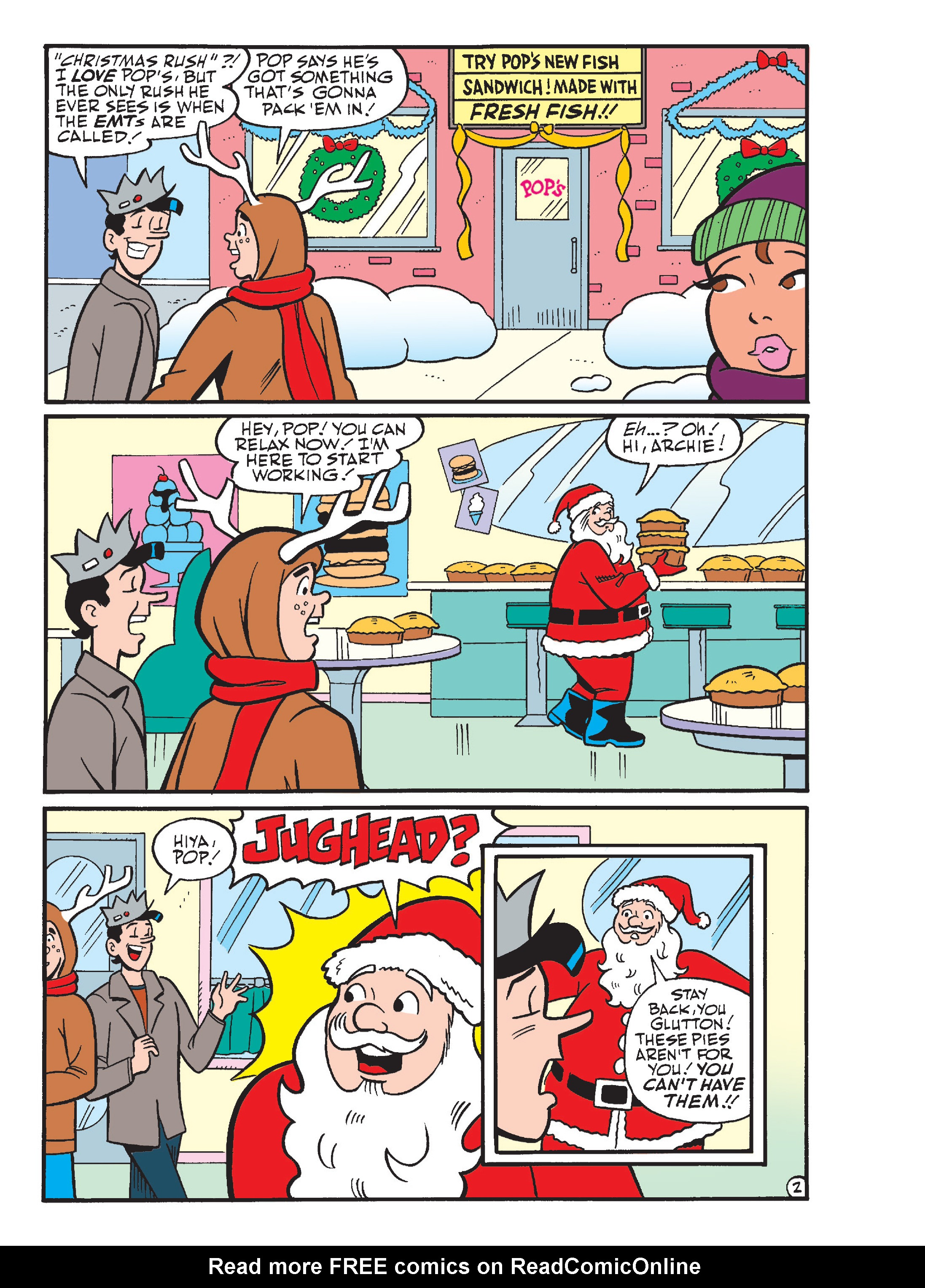 Read online Archie's Funhouse Double Digest comic -  Issue #23 - 3