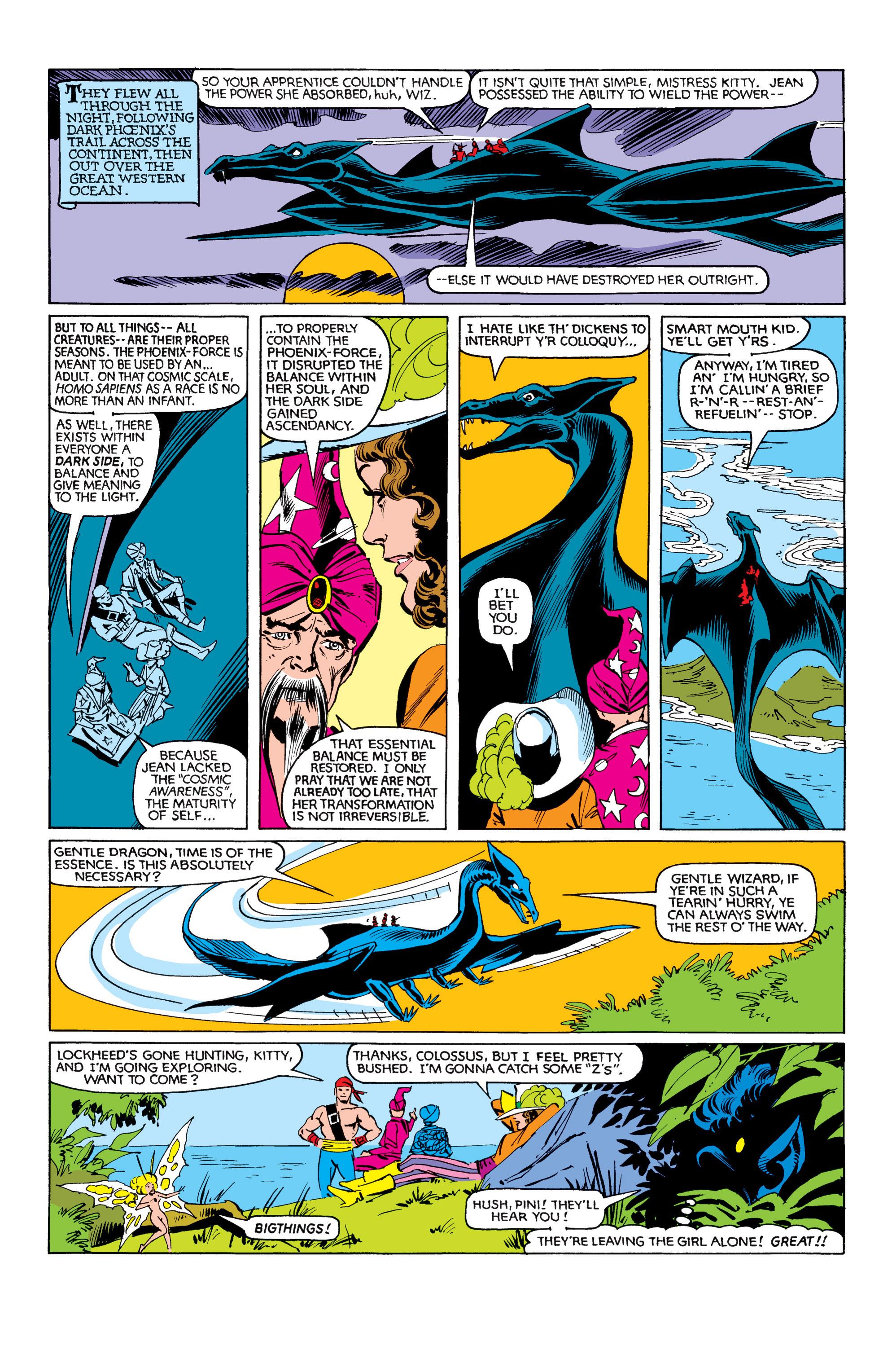 Read online Uncanny X-Men (1963) comic -  Issue #153 - 12