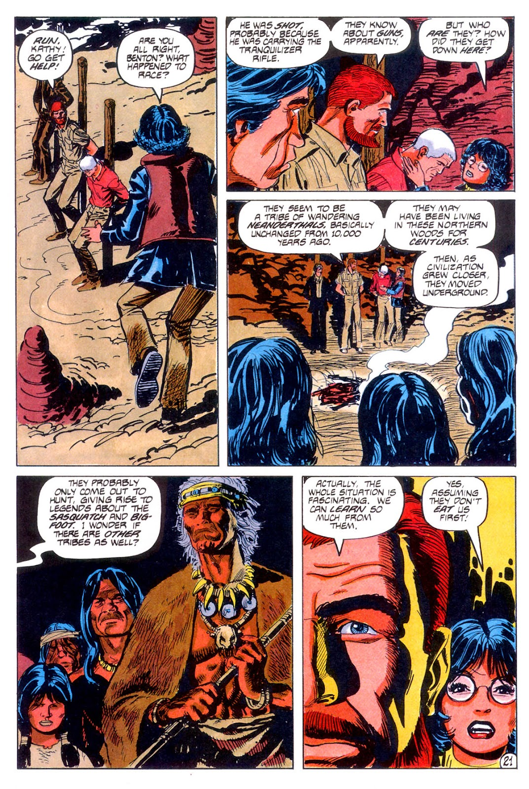 Jonny Quest (1986) issue 12 - Page 24