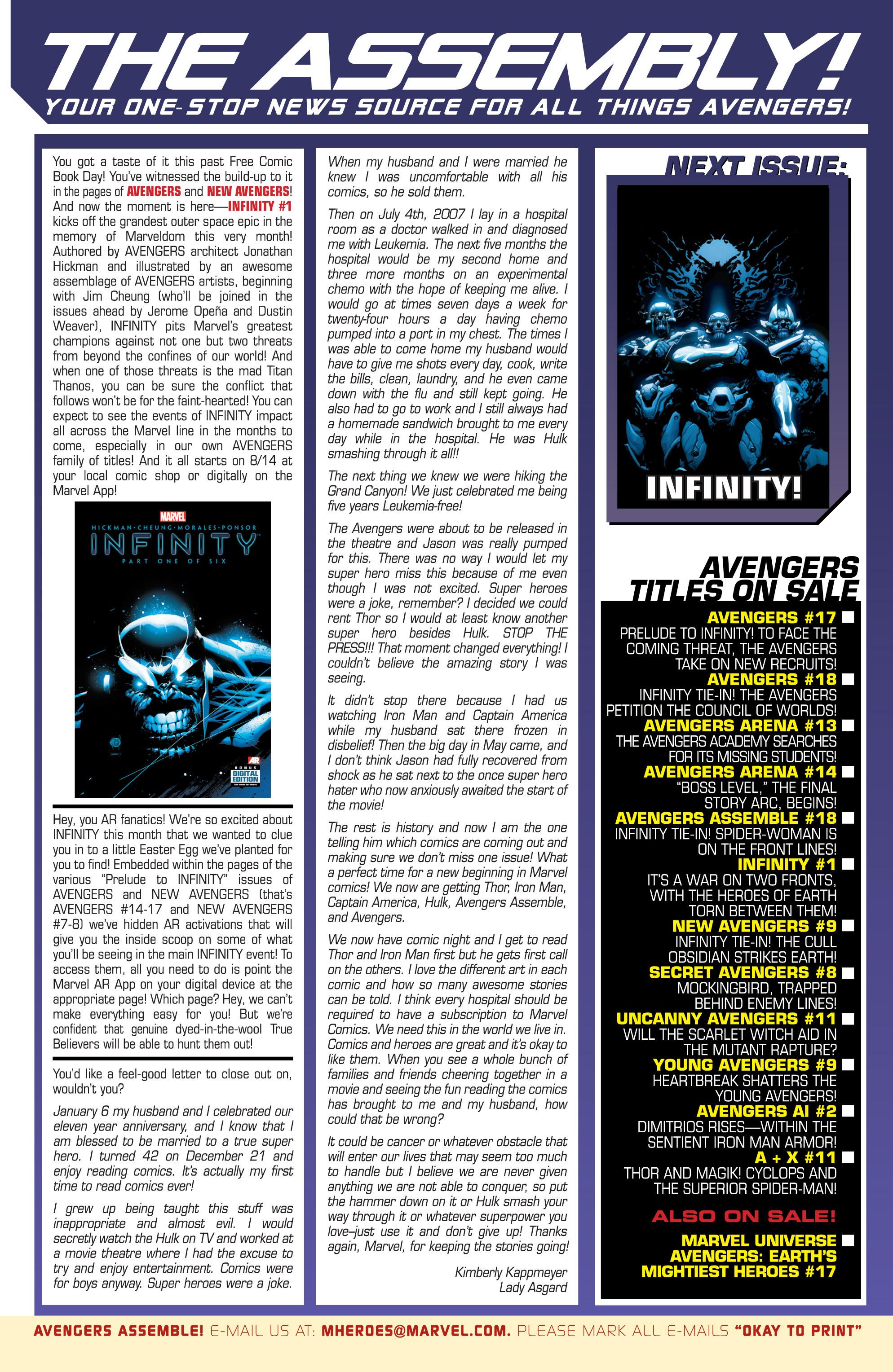 Read online Avengers (2013) comic -  Issue #Avengers (2013) _TPB 3 - 151