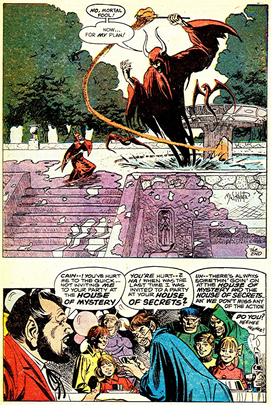 The Witching Hour (1969) issue 7 - Page 29