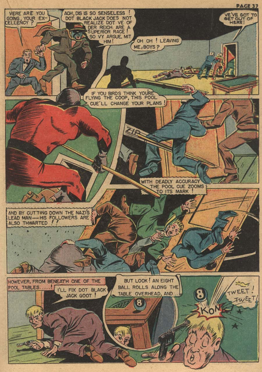 Zip Comics issue 31 - Page 37