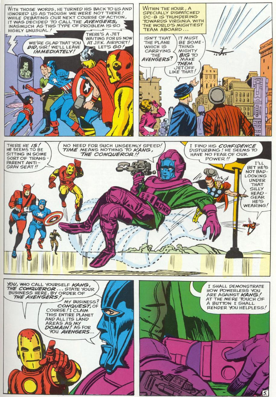 The Avengers (1963) 8 Page 5
