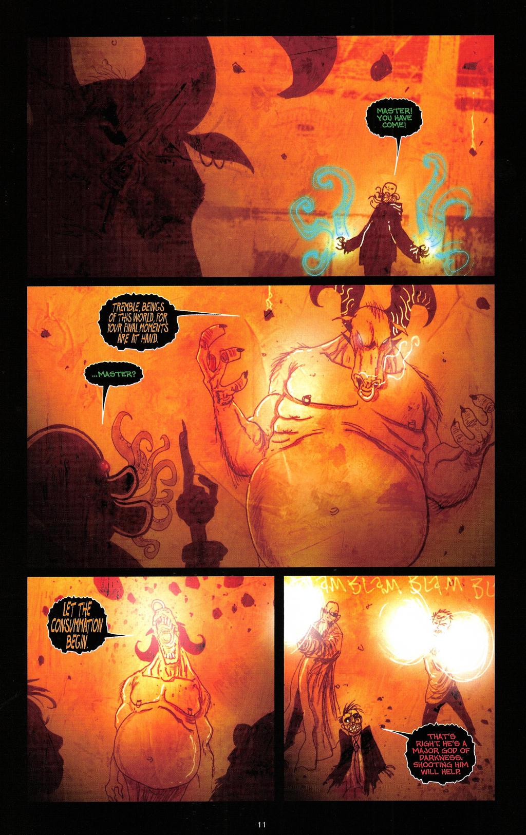 Read online Wormwood: Gentleman Corpse comic -  Issue #4 - 14