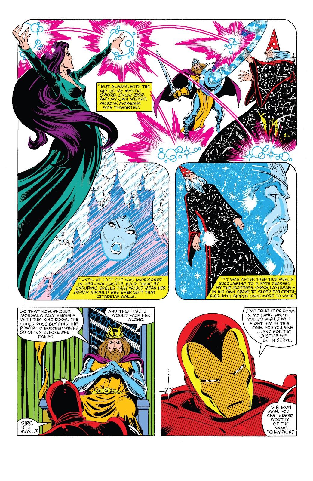 Read online Marvel Tales: Iron Man comic -  Issue # Full - 51