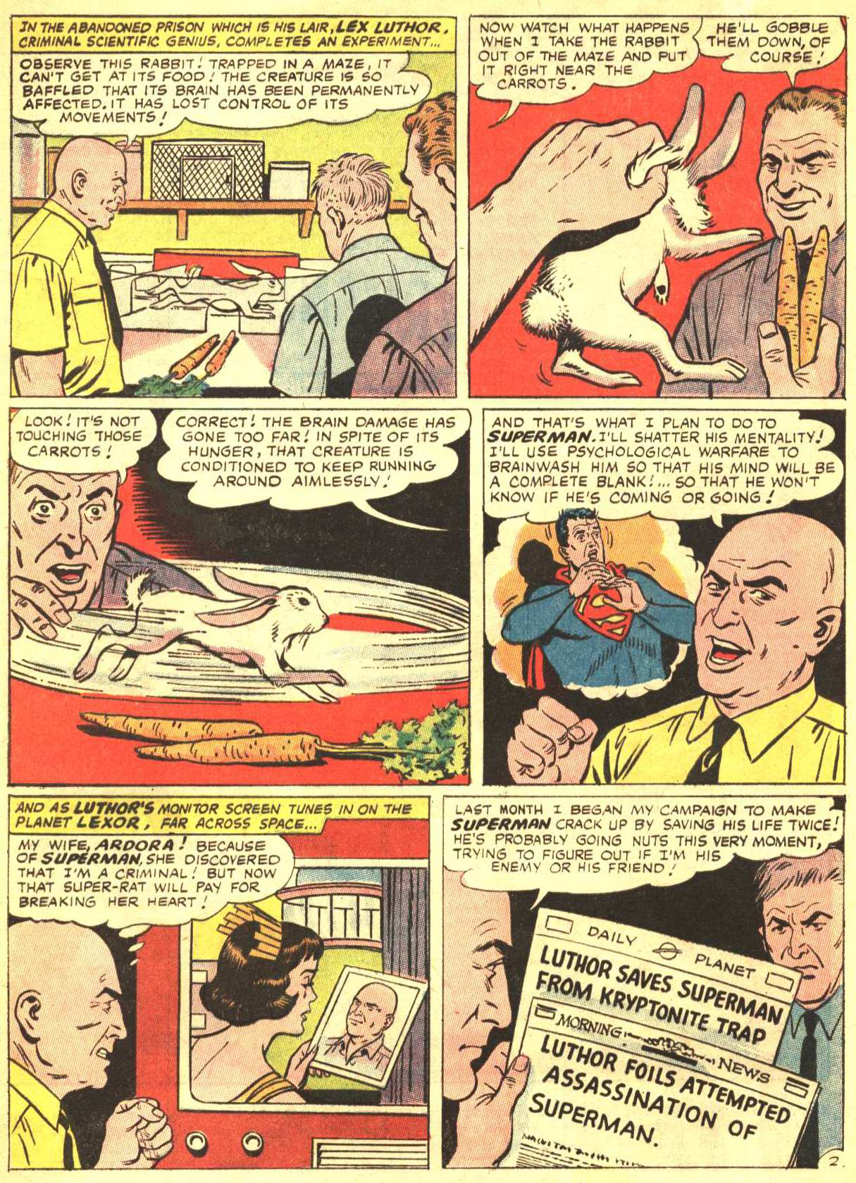 Read online Action Comics (1938) comic -  Issue #333 - 4