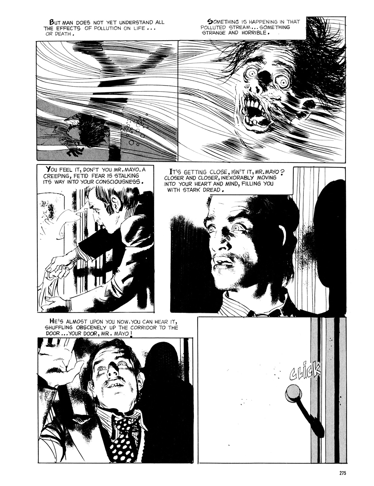 Read online Eerie Archives comic -  Issue # TPB 8 - 276
