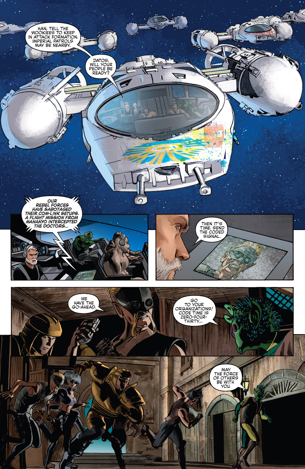 Read online Star Wars Legends: Infinities - Epic Collection comic -  Issue # TPB (Part 5) - 69