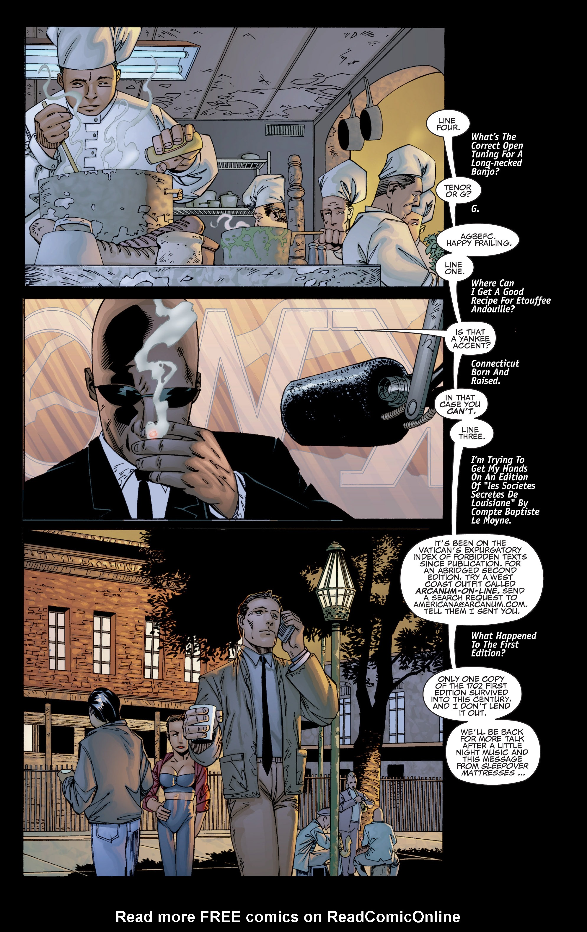 Read online Shadowman (1999) comic -  Issue #1 - 15