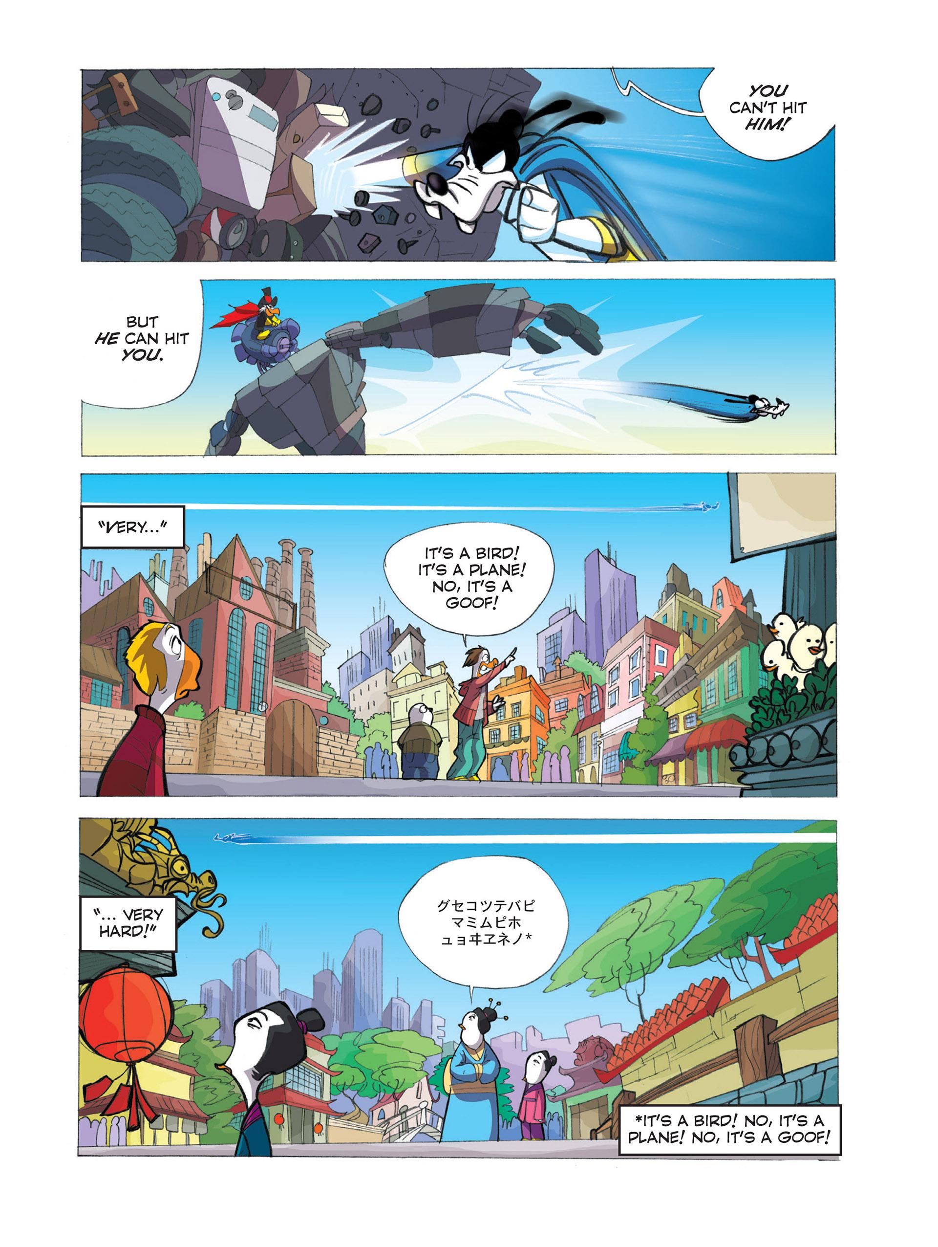 Read online Ultraheroes comic -  Issue #2 - 15