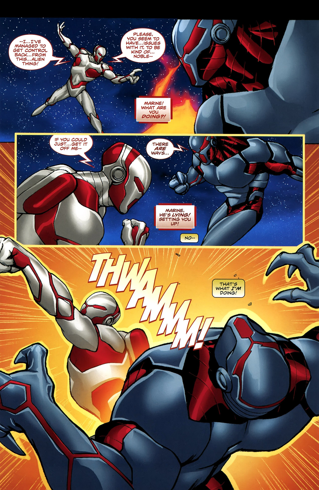 Read online Soldier Zero comic -  Issue #4 - 6
