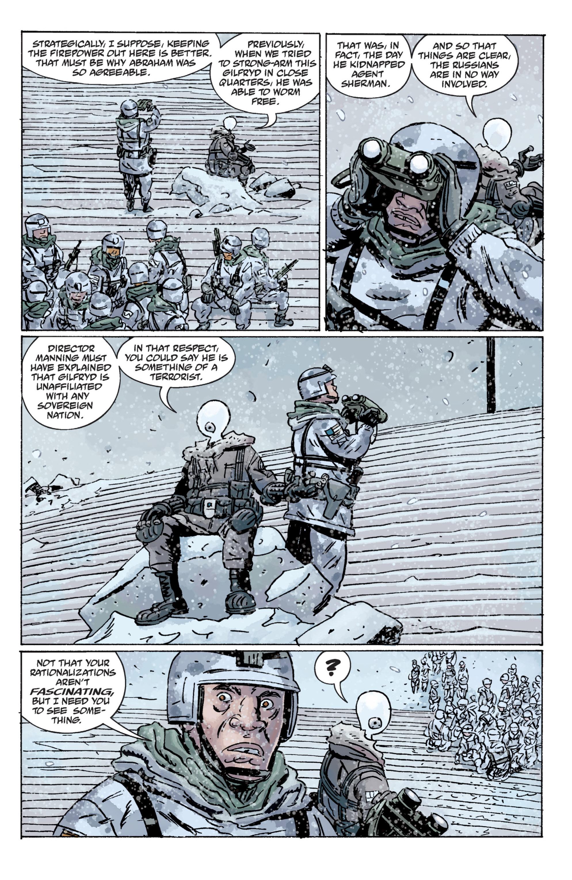 Read online B.P.R.D. (2003) comic -  Issue # TPB 11 - 47