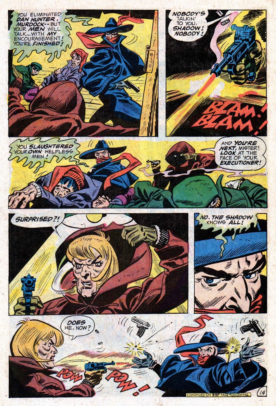 The Shadow (1973) issue 9 - Page 21