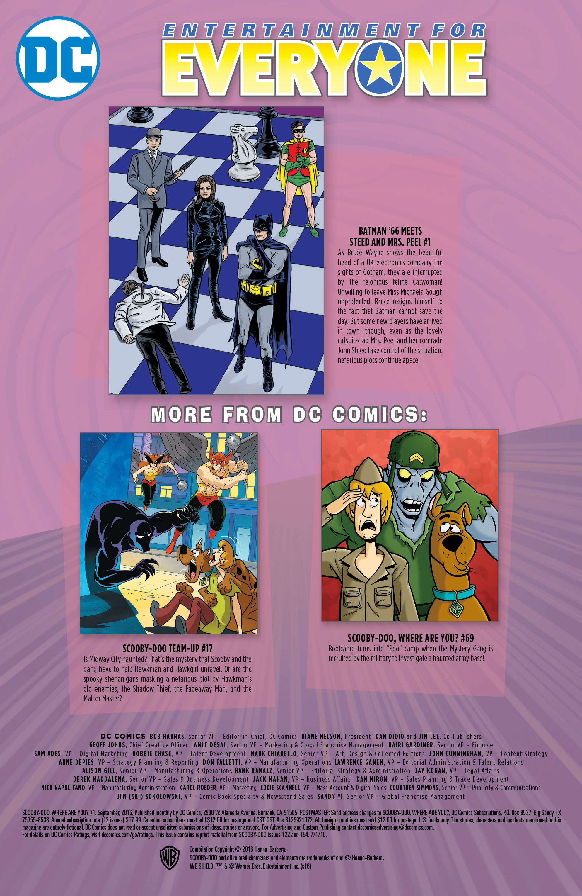 Read online Scooby-Doo: Where Are You? comic -  Issue #71 - 26