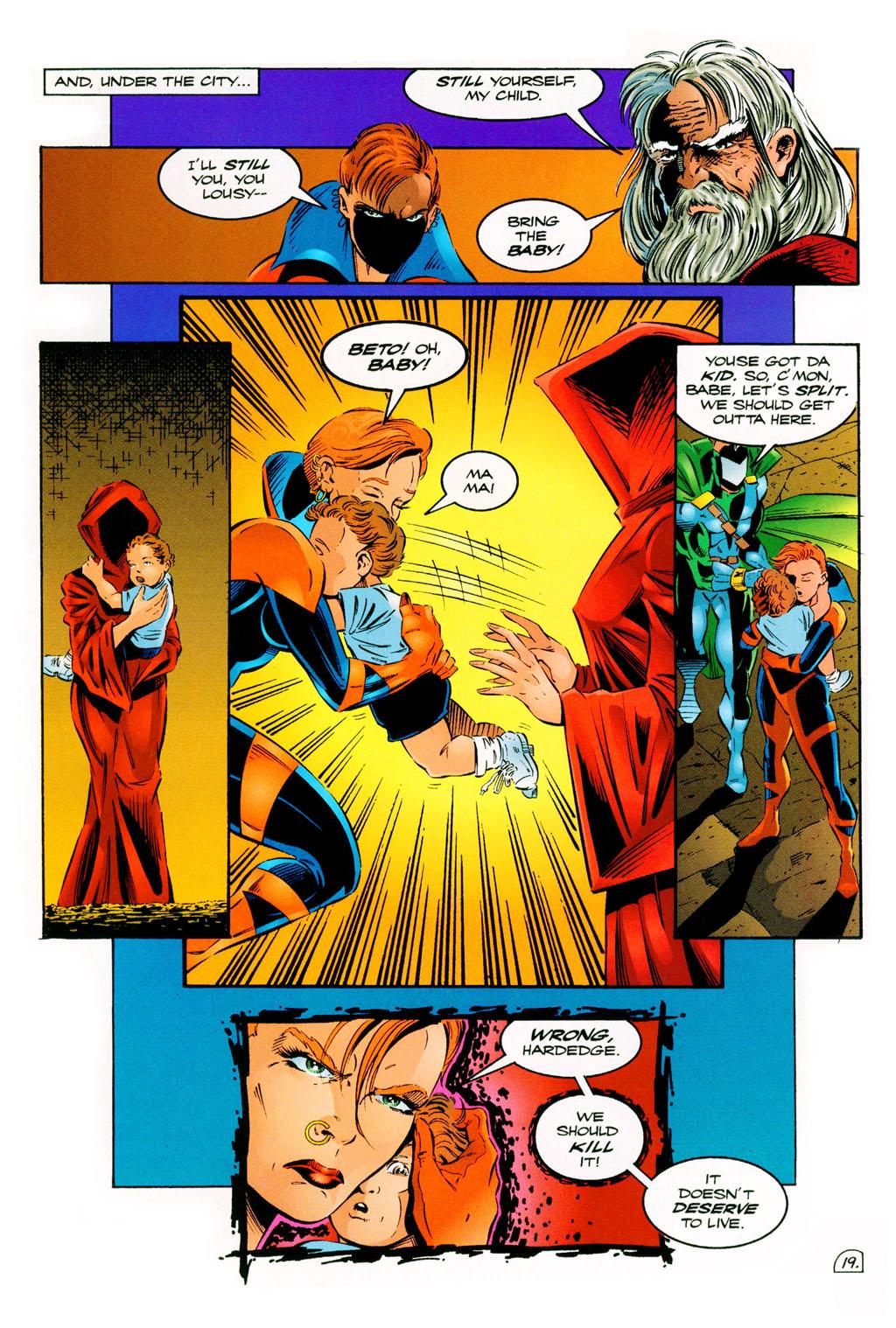 Read online ShadowHawk comic -  Issue #11 - 17