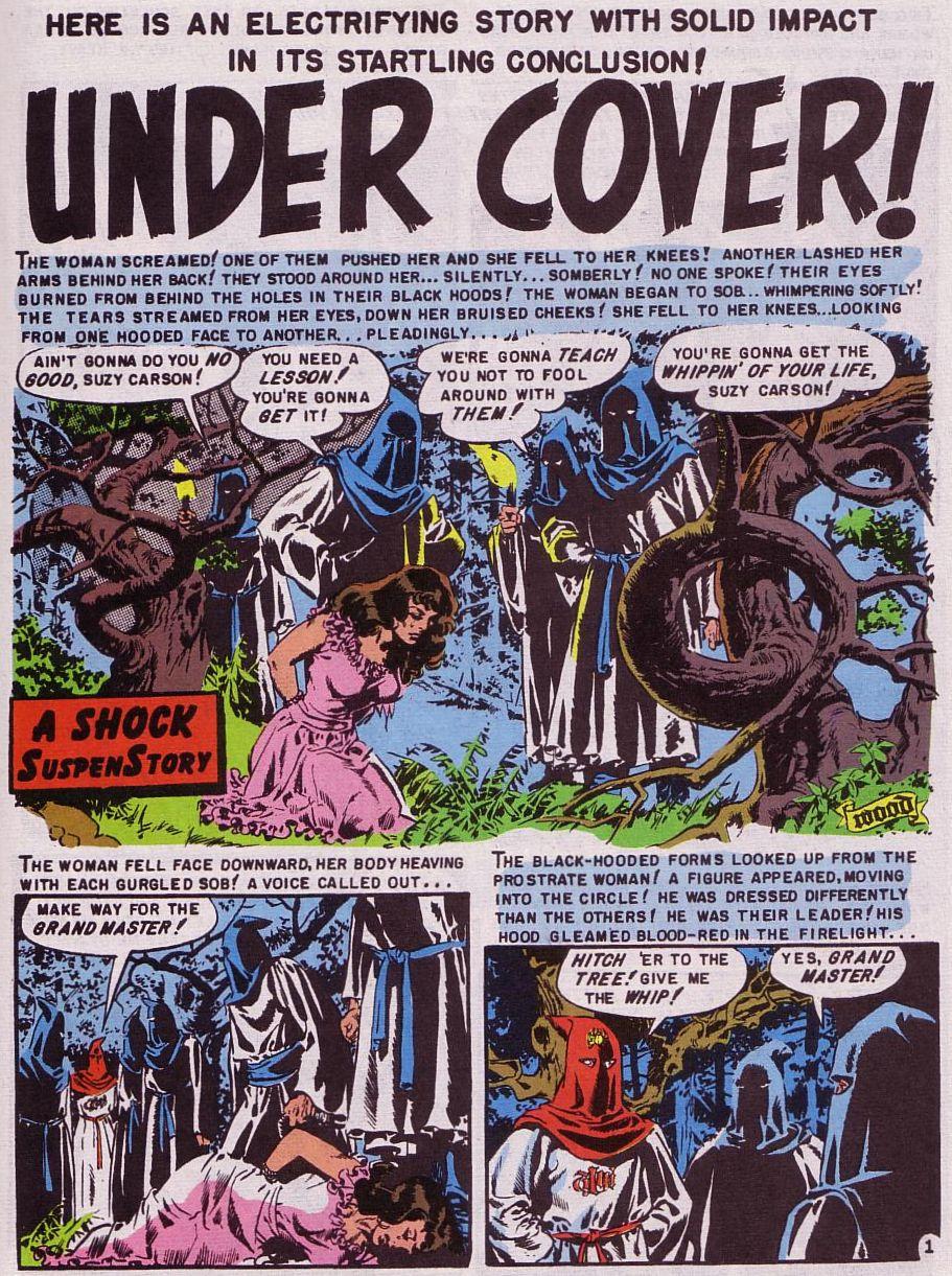 Read online Shock SuspenStories comic -  Issue #6 - 10