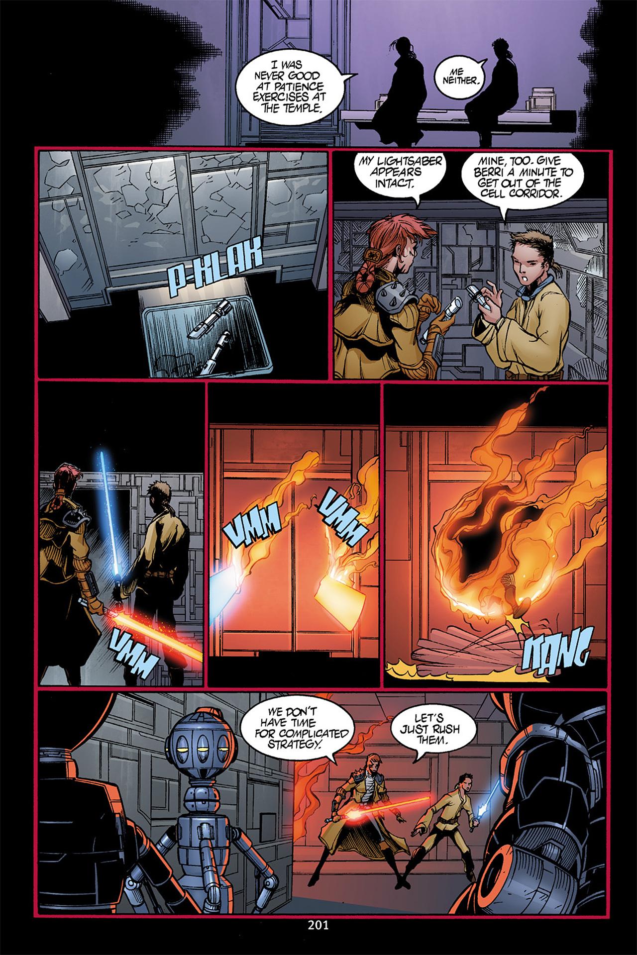 Read online Star Wars Omnibus comic -  Issue # Vol. 10 - 200