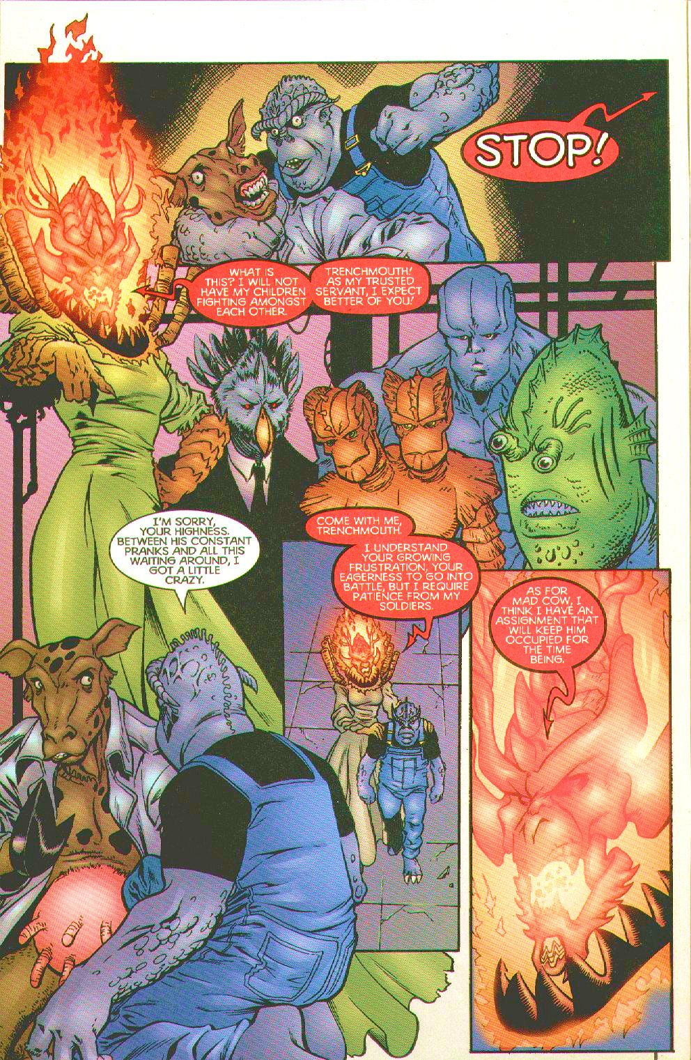 Read online Trinity Angels comic -  Issue #8 - 9