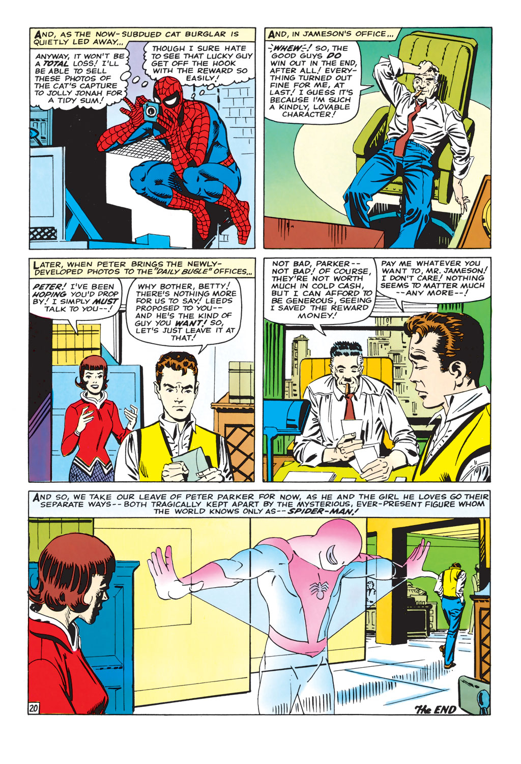 The Amazing Spider-Man (1963) 30 Page 20
