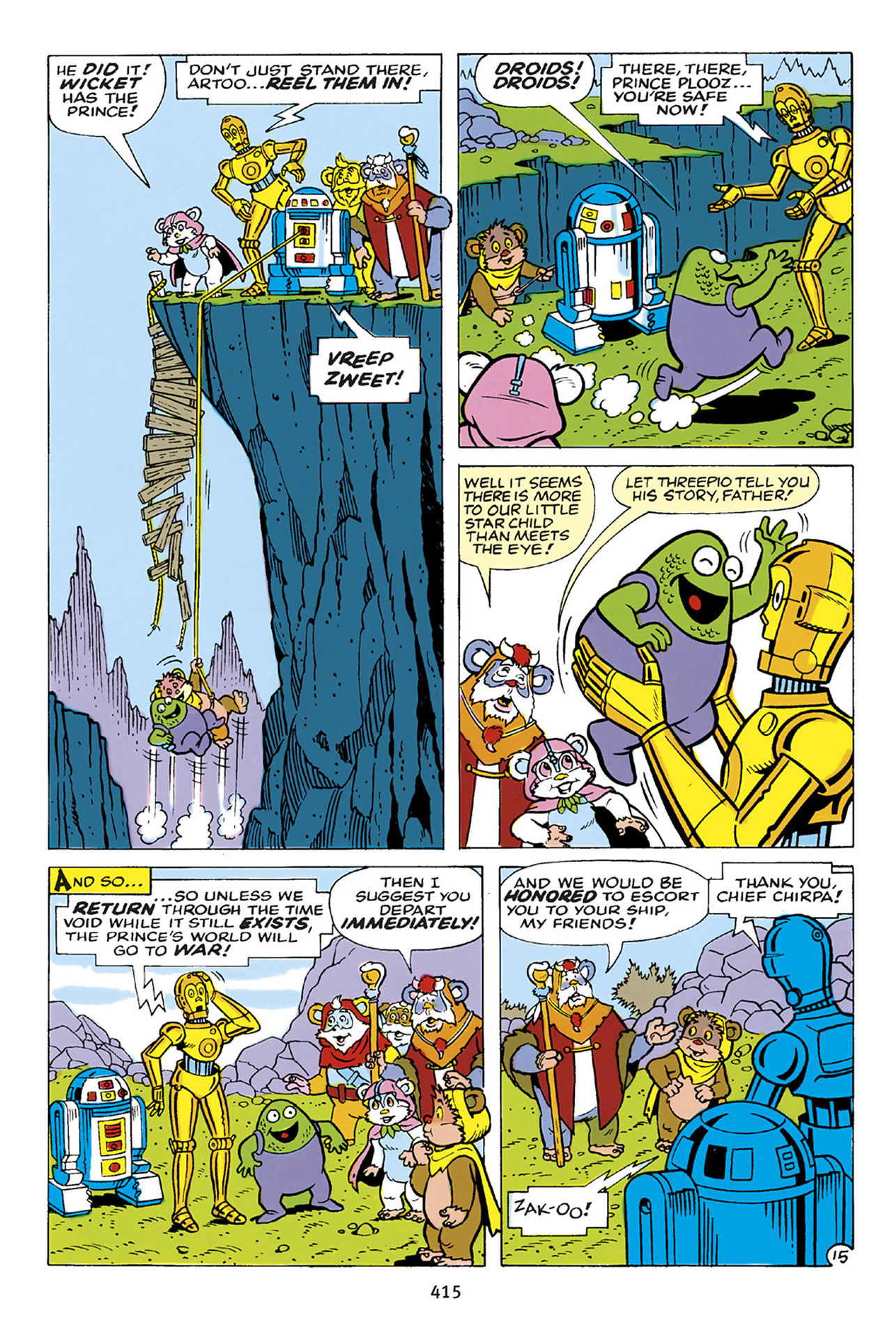 Read online Star Wars Omnibus comic -  Issue # Vol. 23.5 - 161