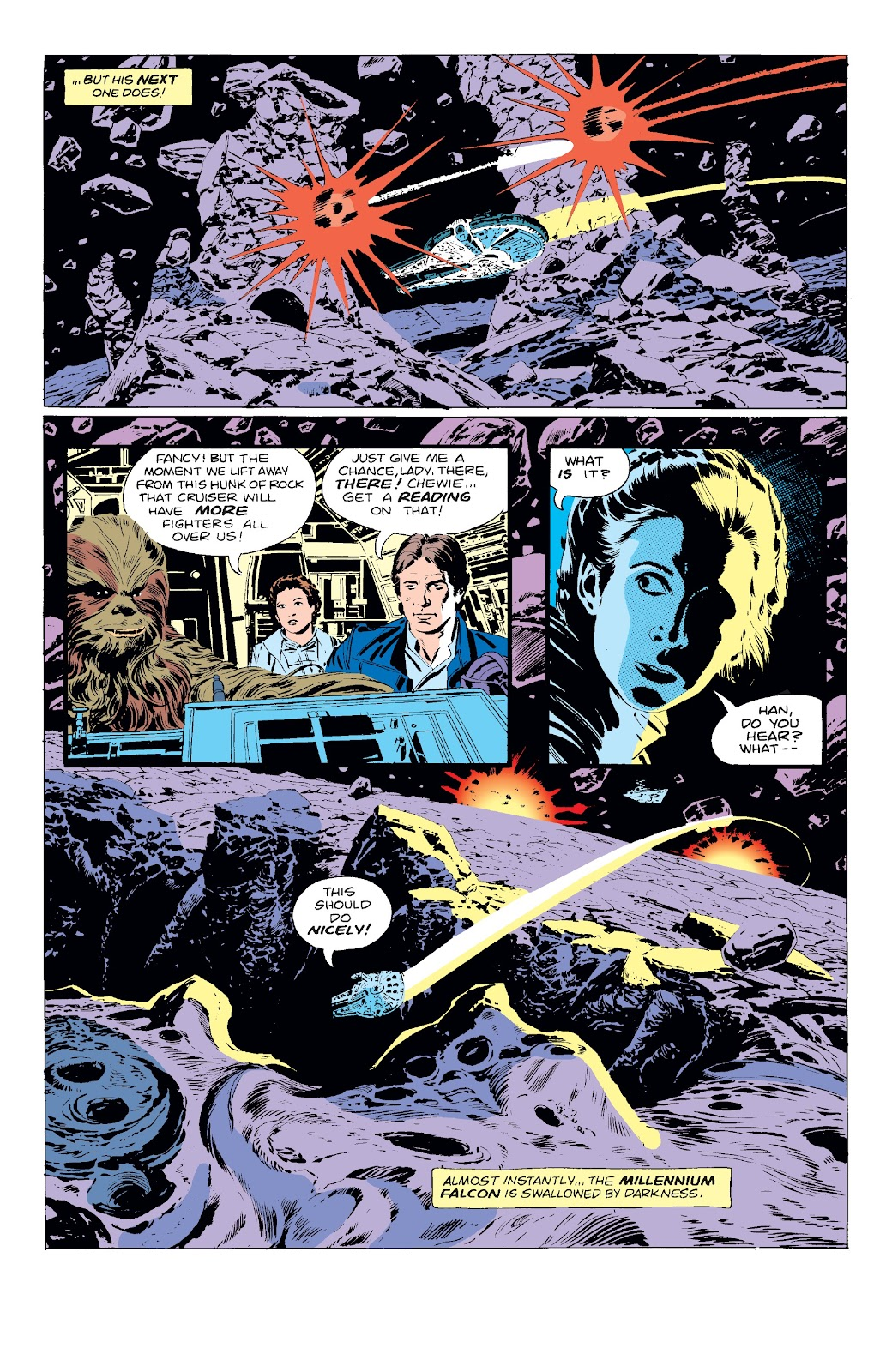 Read online Star Wars Legends: The Original Marvel Years - Epic Collection comic -  Issue # TPB 3 (Part 1) - 58