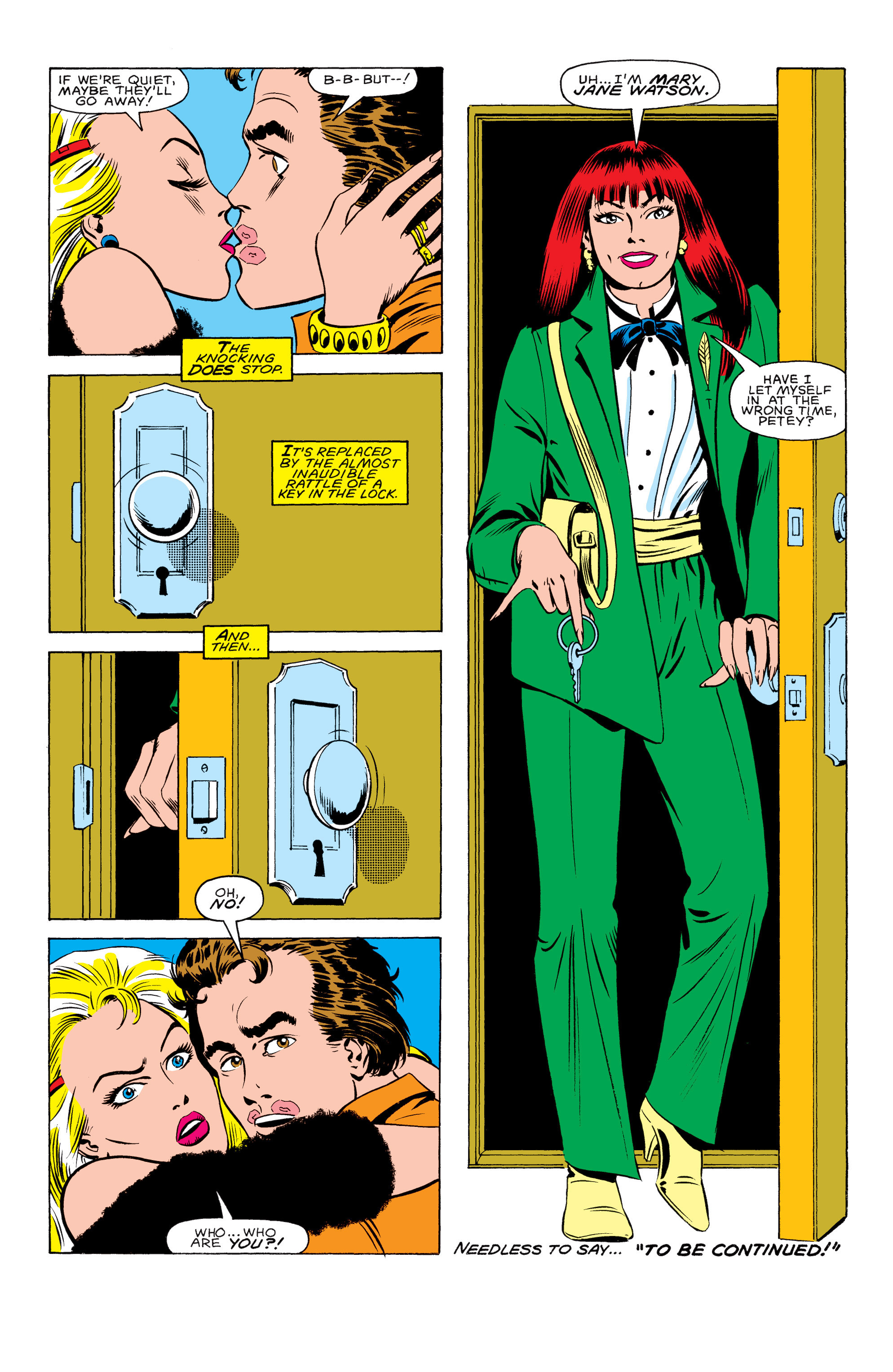 The Amazing Spider-Man (1963) 242 Page 22