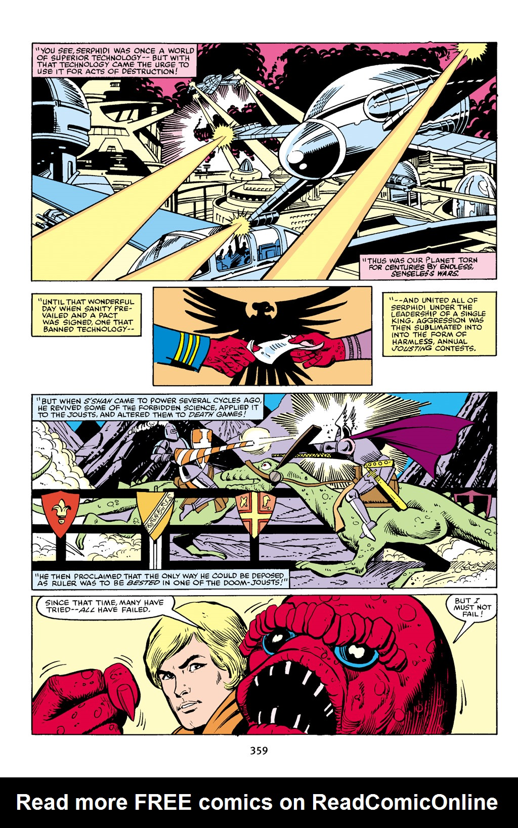 Read online Star Wars Omnibus comic -  Issue # Vol. 16 - 352