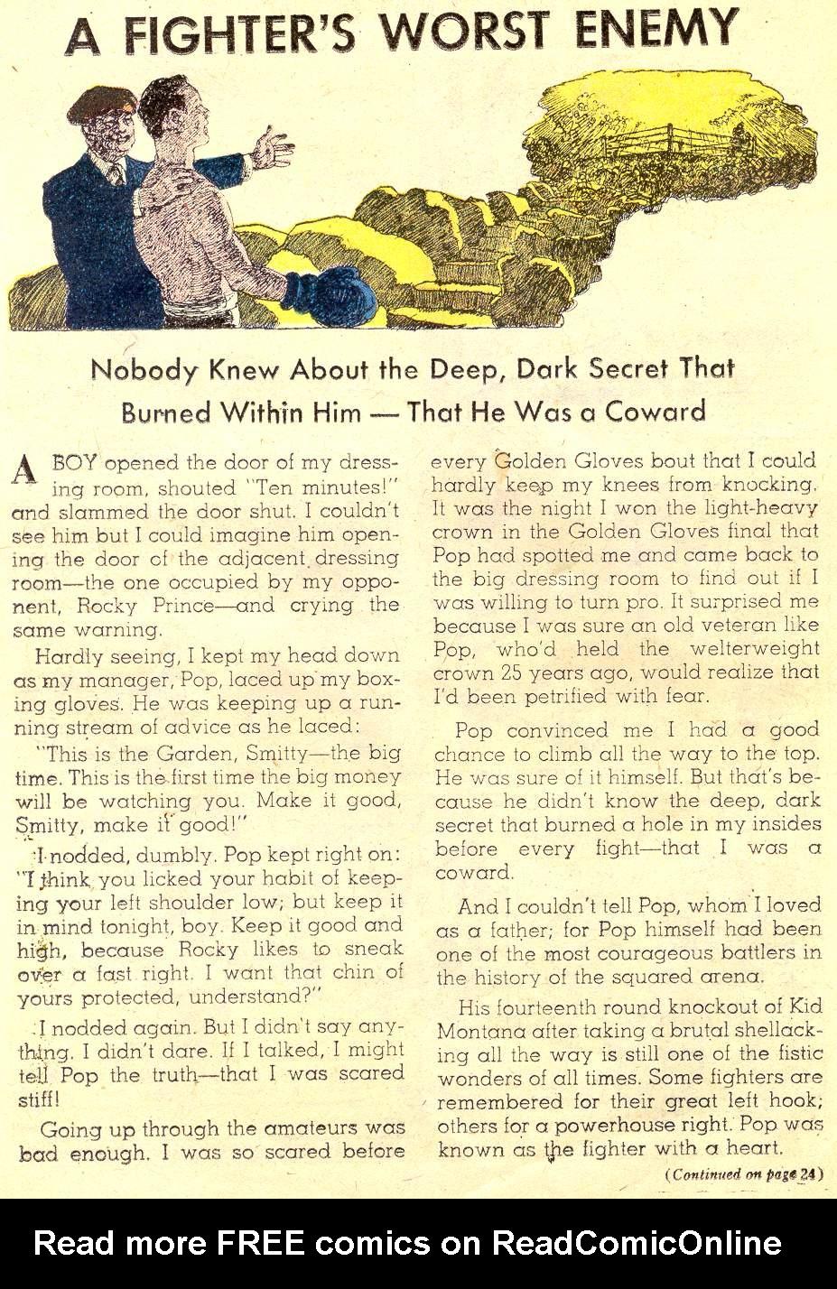 Read online Adventure Comics (1938) comic -  Issue #230 - 22