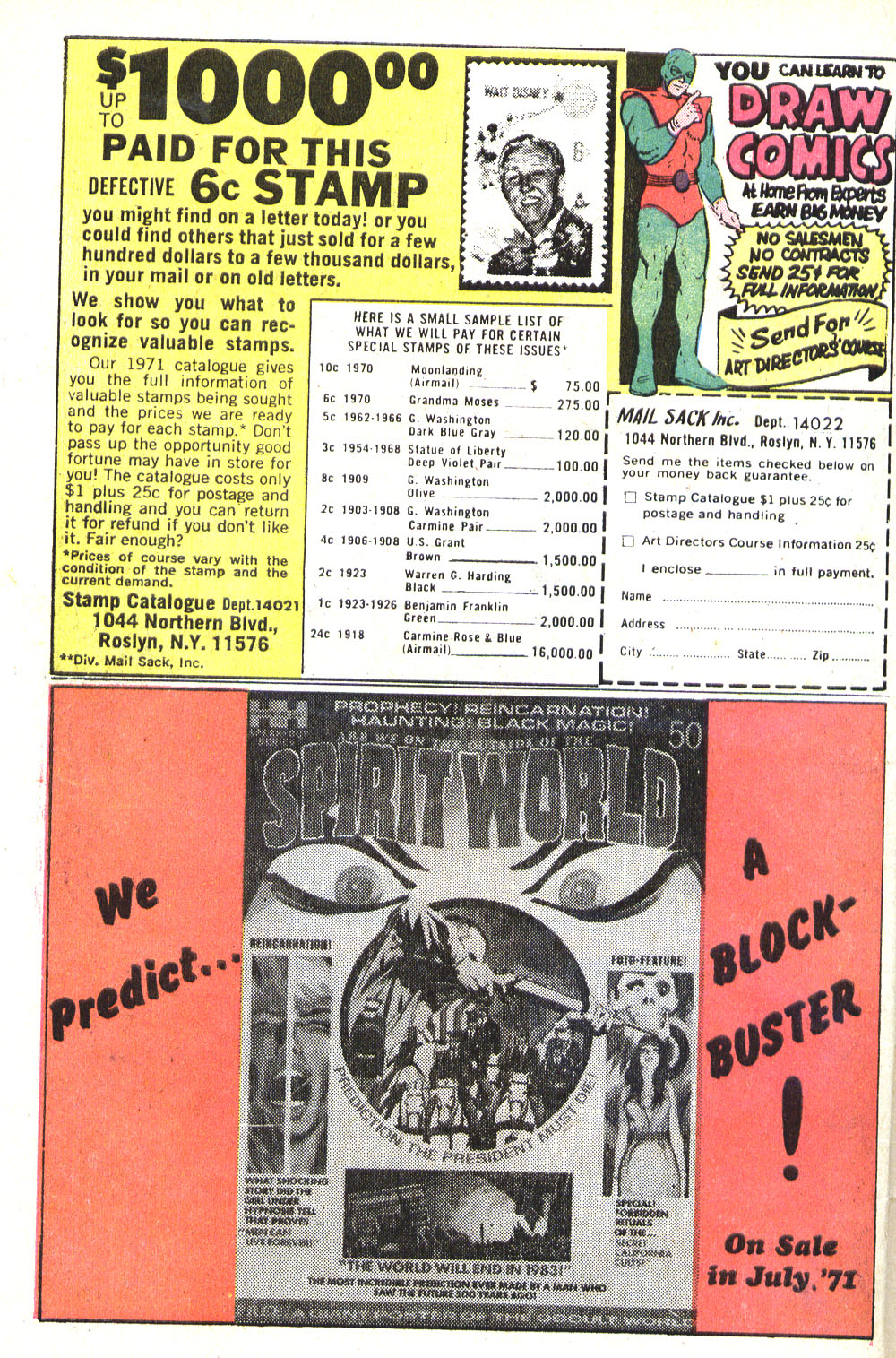 Read online All-Star Western (1970) comic -  Issue #8 - 44