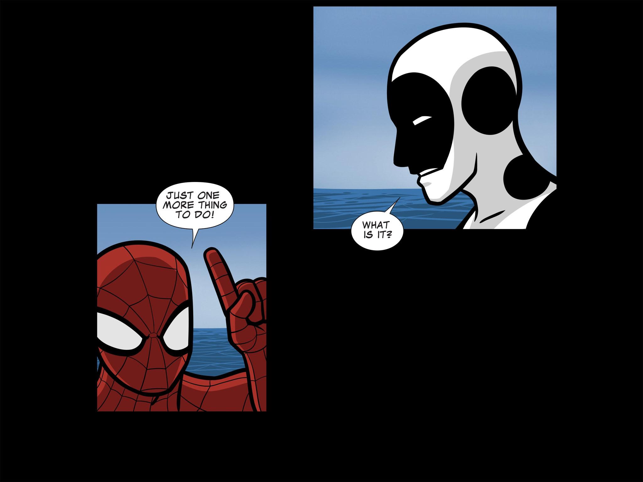 Read online Ultimate Spider-Man (Infinite Comics) (2015) comic -  Issue #11 - 31