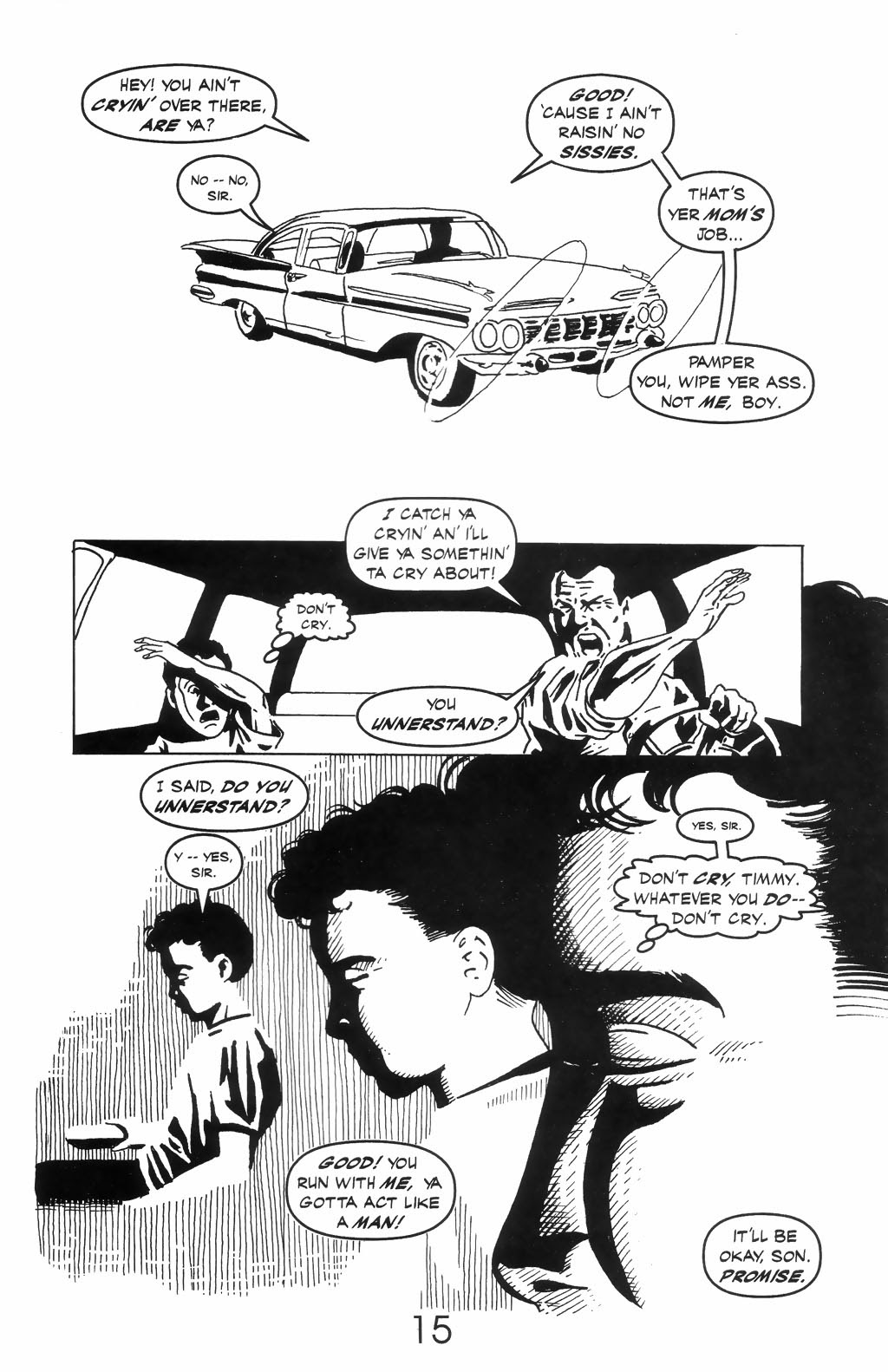 Read online A Touch of Silver comic -  Issue #4 - 17